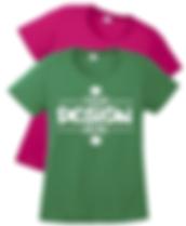 Sport-Tek ST350 Women's Shortsleeve T-Shirt