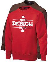 Sport-Tek f280 Crewneck Sweatshirts