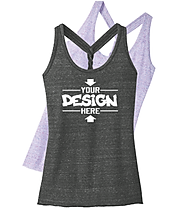 District DDM466 Women's Tank Top T-Shirt