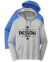 Port & Company PC590H Performance Hoodie Sweatshirt