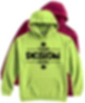 Pennant Y701 Youth Hoodie Sweatshirt