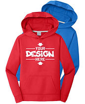 Port & Company pc590yh Youth Hoodie Sweatshirt