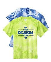 Port & Company PC145Y Youth Tie-Dye T-Shirts