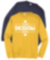 Sport-Tek ST350LS Longsleeve Performance T-Shirt