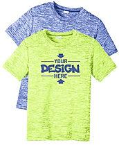 Sport-Tek YST390 Youth Shortsleeve T-Shirt