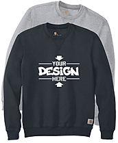 Carhartt CTK124 Crewneck Sweatshirts