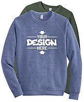 Alternative AA9575 Crewneck Sweatshirts