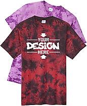 Port & Company PC145 Tie-Dye T-Shirt
