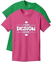 Port & Company PC54Y Youth Shortsleeve T-Shirt
