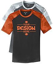 Sport-Tek YST371 Youth Shortsleeve T-Shirt
