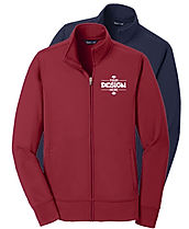 Sport-Tek LST241 Women's Full Zip Performance Sweatshirt