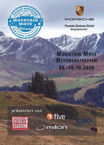Mountain Move Netzwerktreffen Programmheft