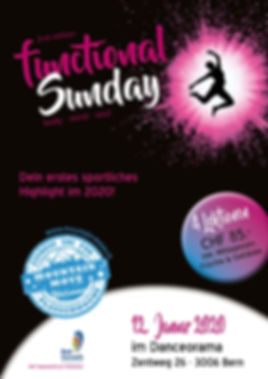 Flyer funtional sunday 2020