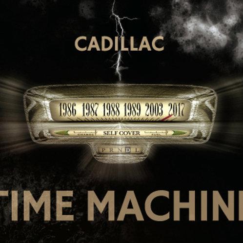 CADILLAC / TIME MACHINE [CD ALBUM]