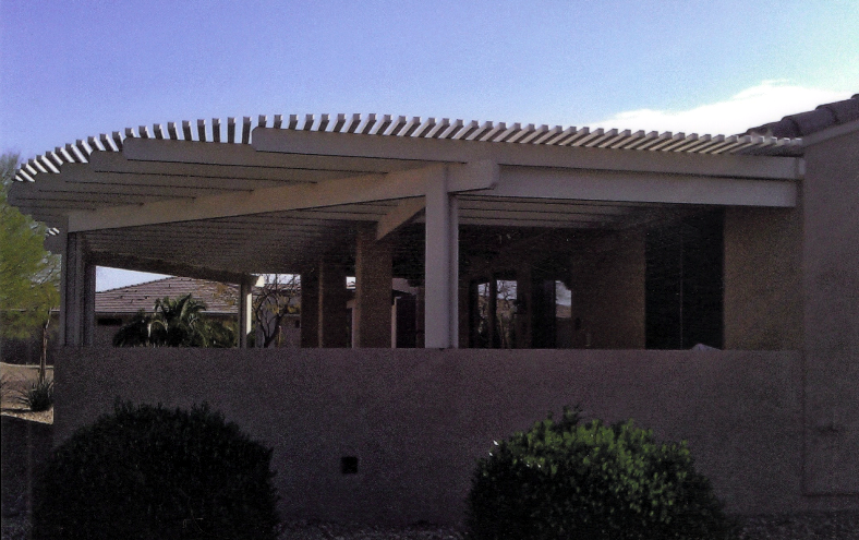 Patio Covers in Sun City Arizona