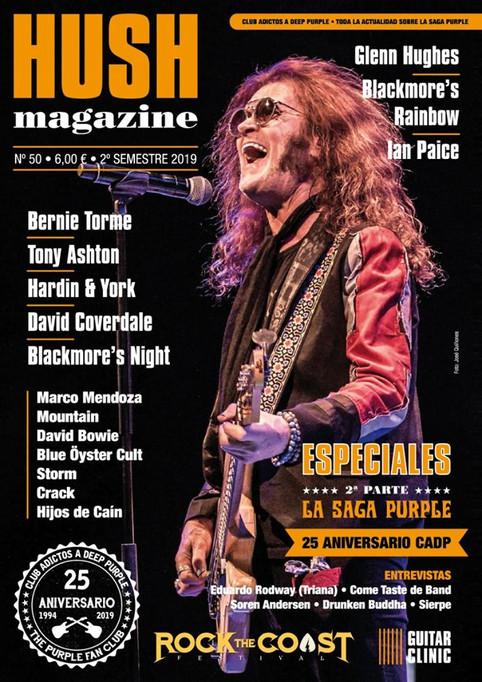 Revista HUSH número 50