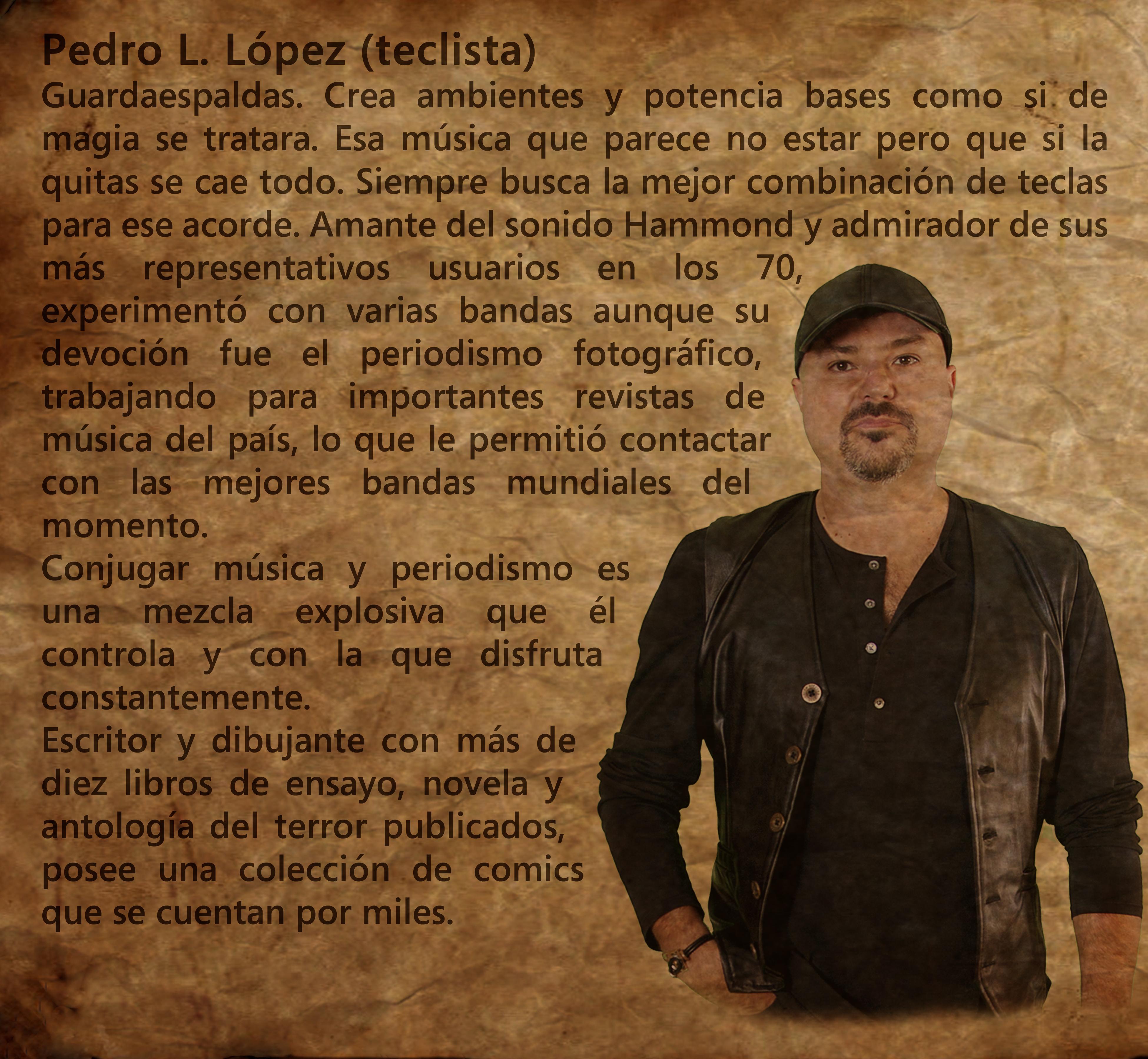 Pedro L. López