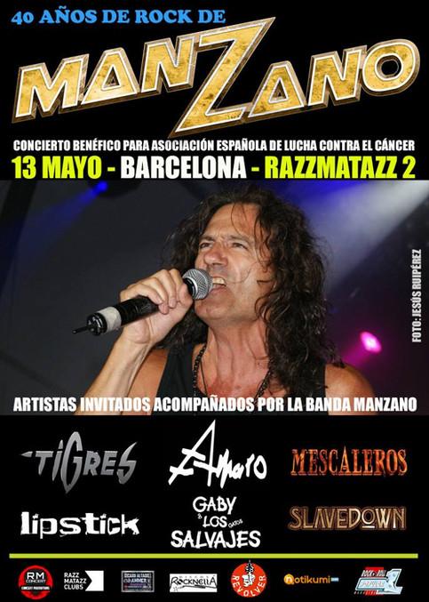 13 de Mayo-Razzmatazz 2