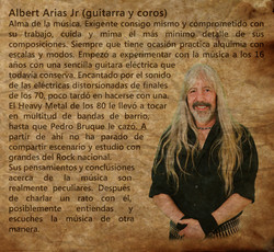 Albert Arias Jr