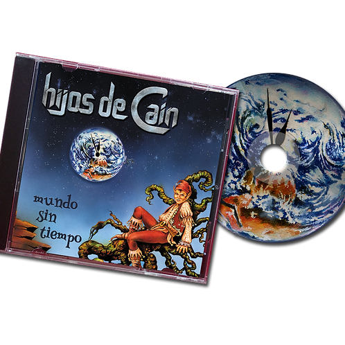 Mundo Sin Tiempo (CD)