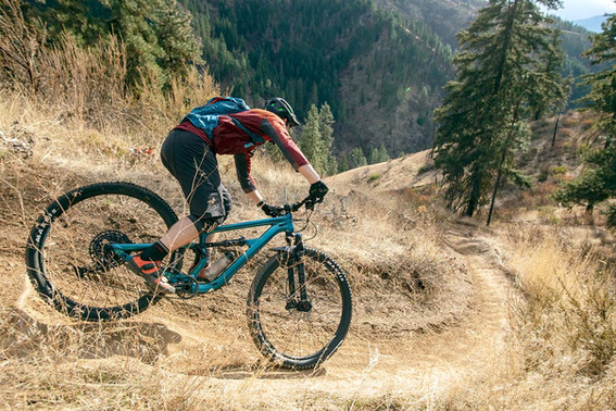 Top Mountain Biking Brands (Cannondale 2