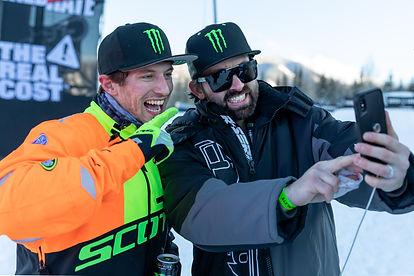 2020 Winter XGames snowbike - Cody Matechuk & Brett Turcotte