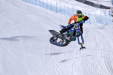 2020 Winter XGames snowbike - Cody Matechuk