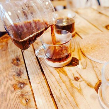 Nômad pražiareň kávy
