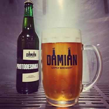 Damian Gypsy Brewery/ Bar Damian