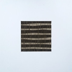 Linear 1 - Fabric collage