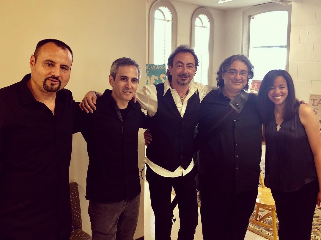 José Antonio Rodriguez Group, Seattle Flamenco Concert - Presented by Nat Hulskamp