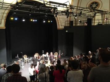 José Antonio Rodriguez Flamenco Concert in Seattle. Presented by Nat Hulskamp