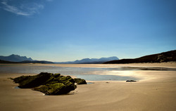 Tongue Beach Scotland