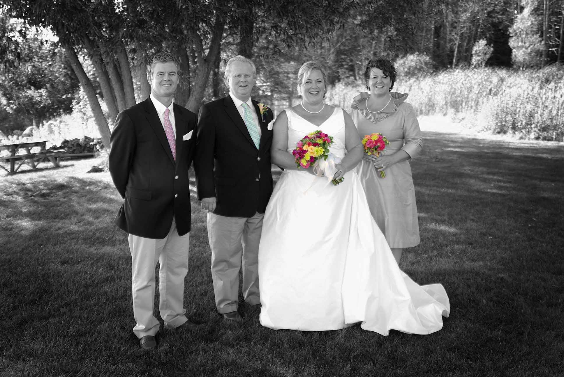 Packer Gage Wedding