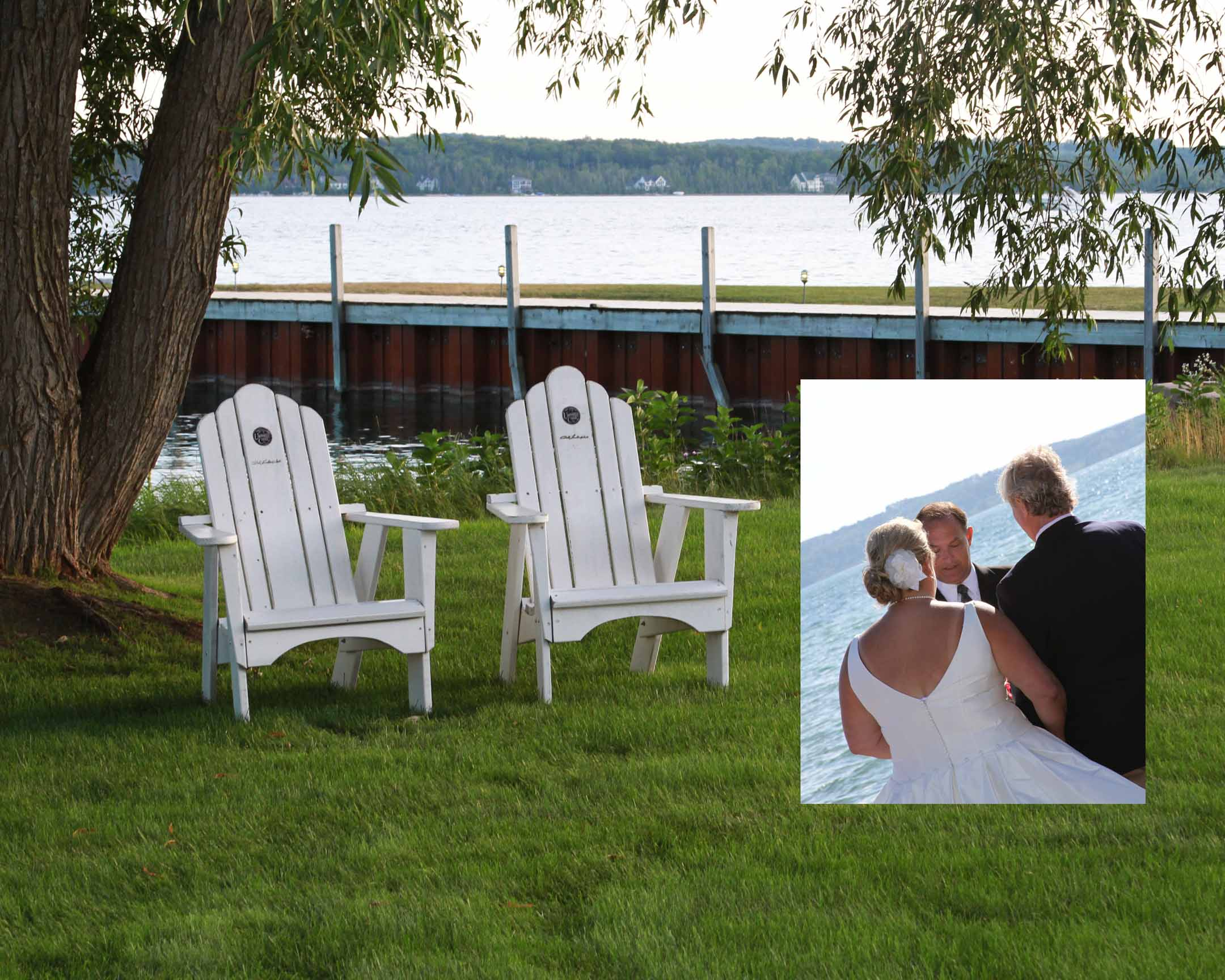Lake Charlevoix Wedding