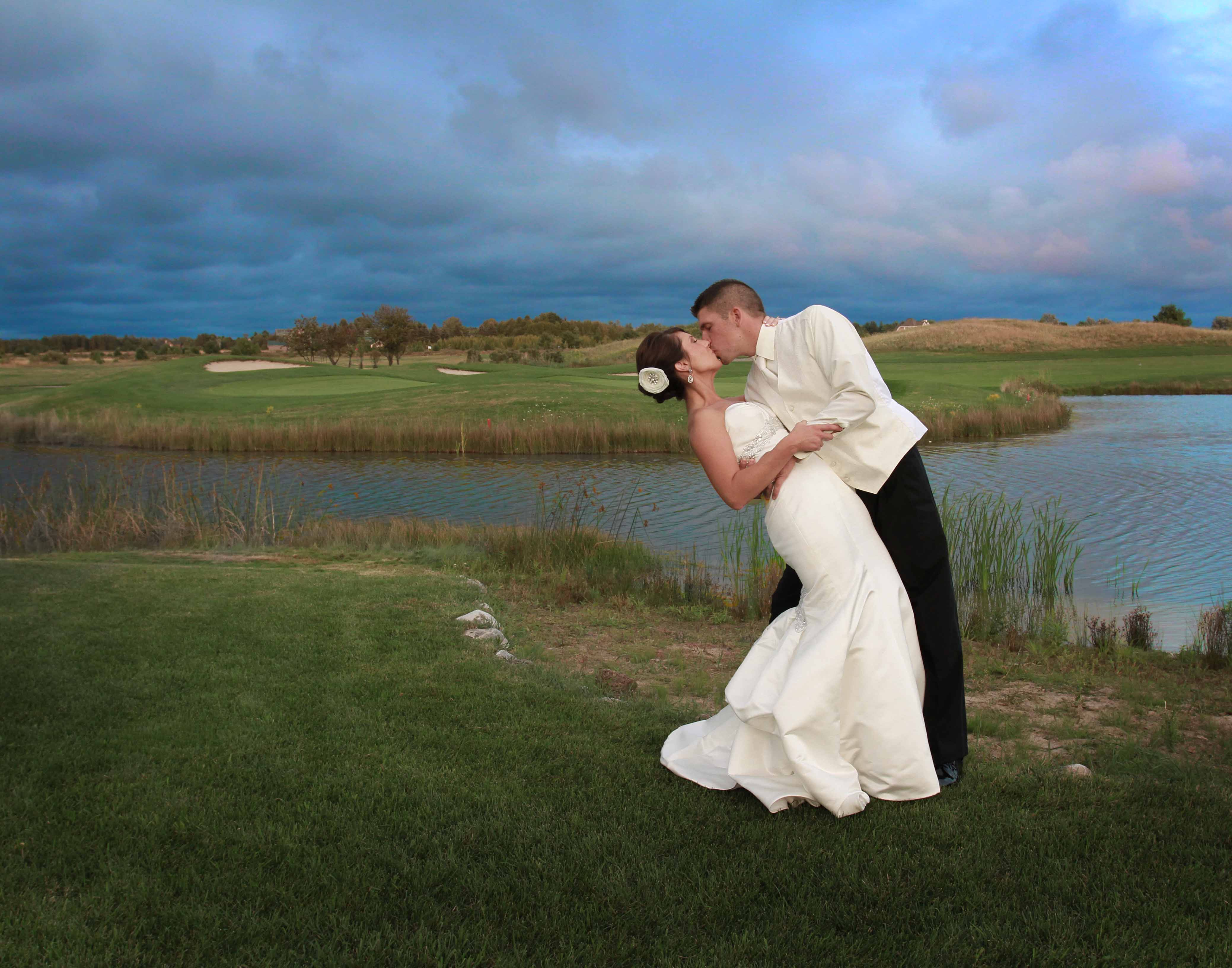 Charlevoix Country Club KIss