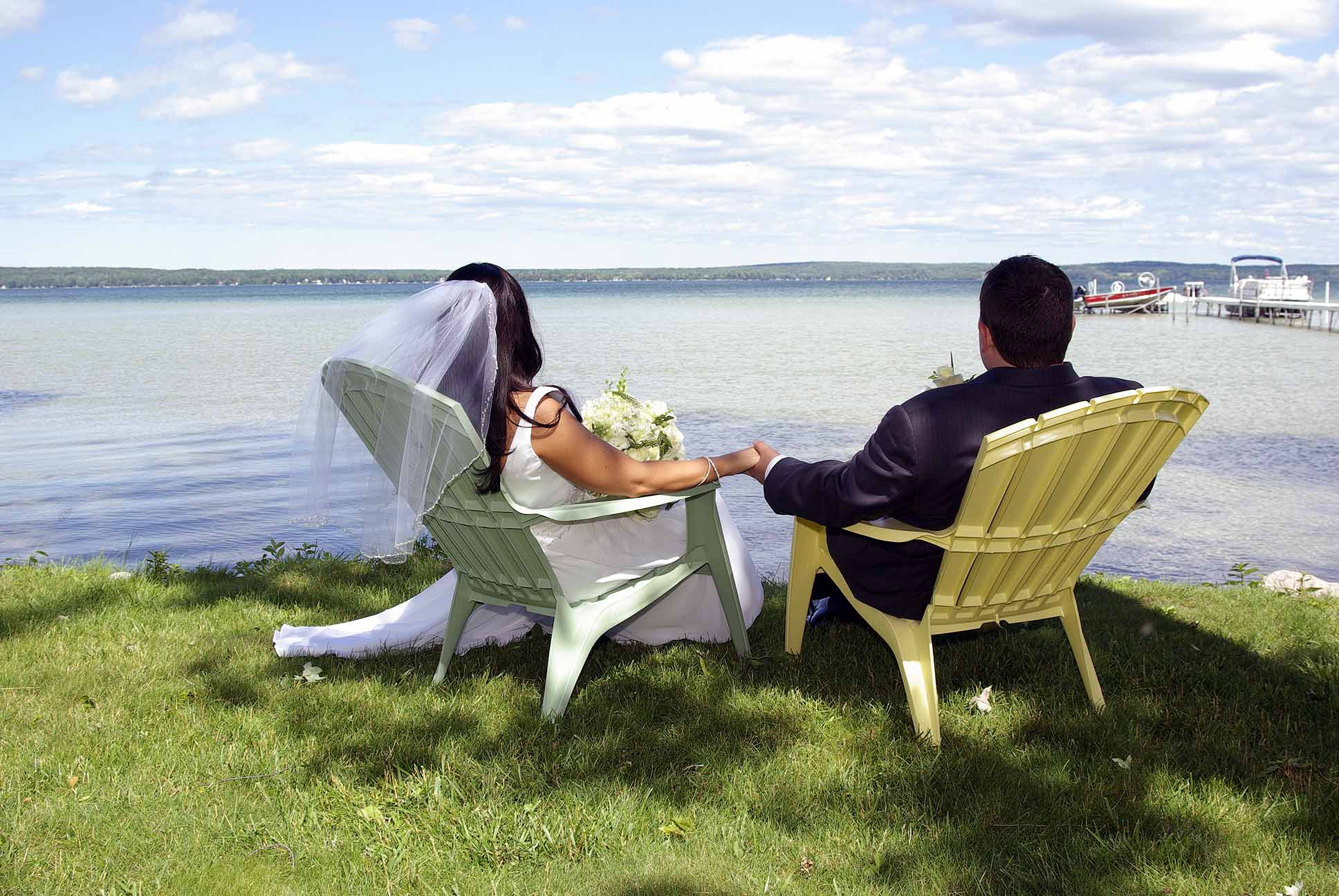 Burt Lake Wedding
