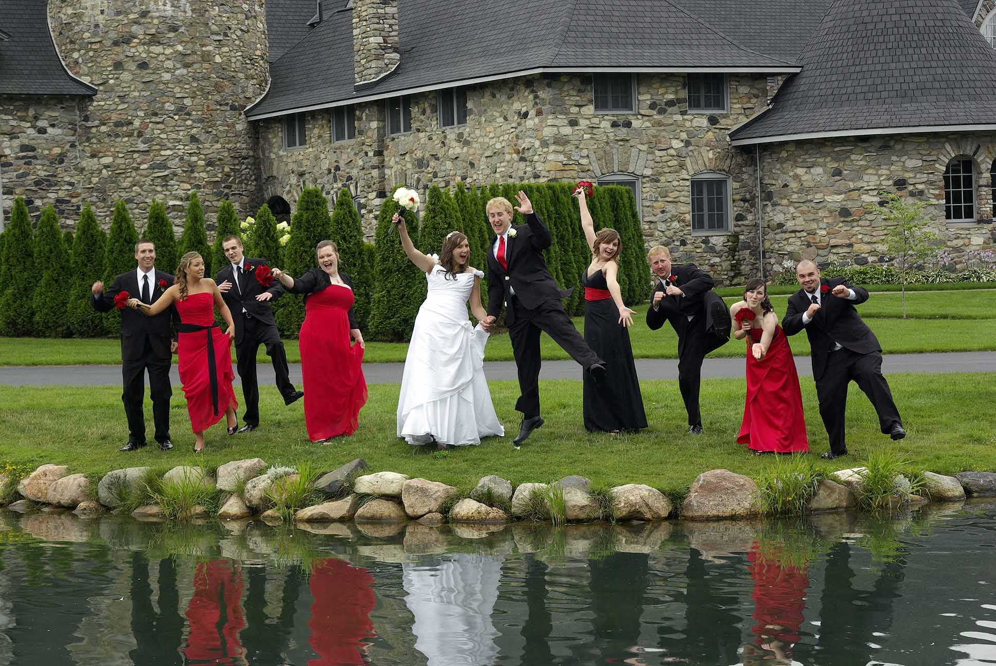 Castle Fars Red Wedding