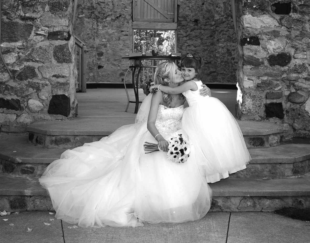 Castle Farms Fairytale Wedding