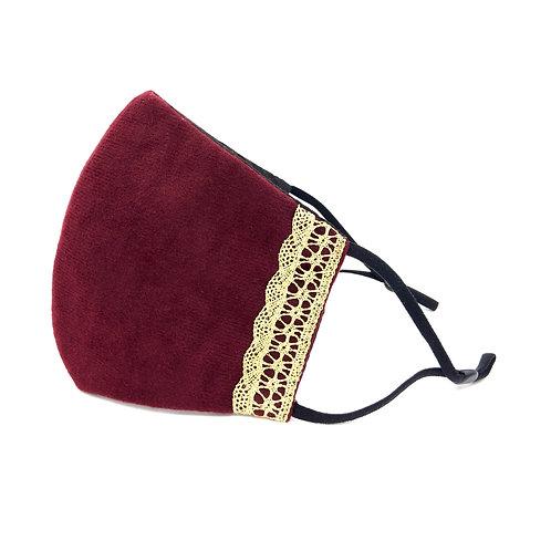 Burgundy Fez - Talla M