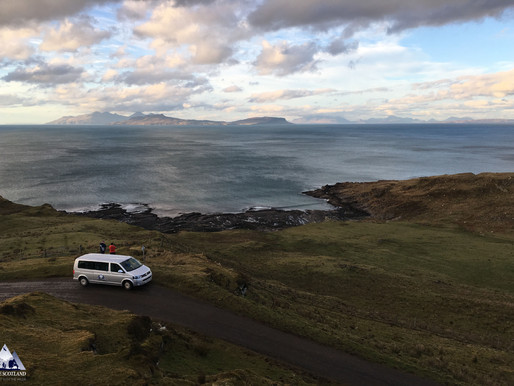 A Van with a View!