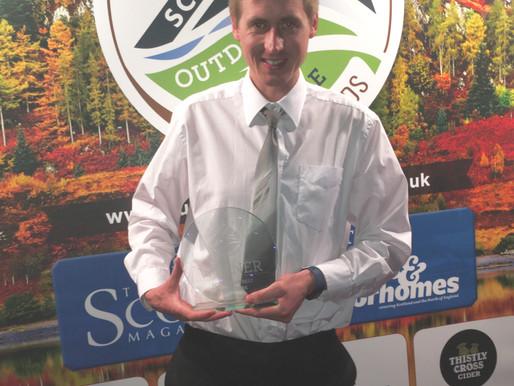 Nature Scotland wins 'Scotland's Best Newcomer' Award!
