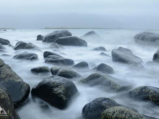 Silky Seas...