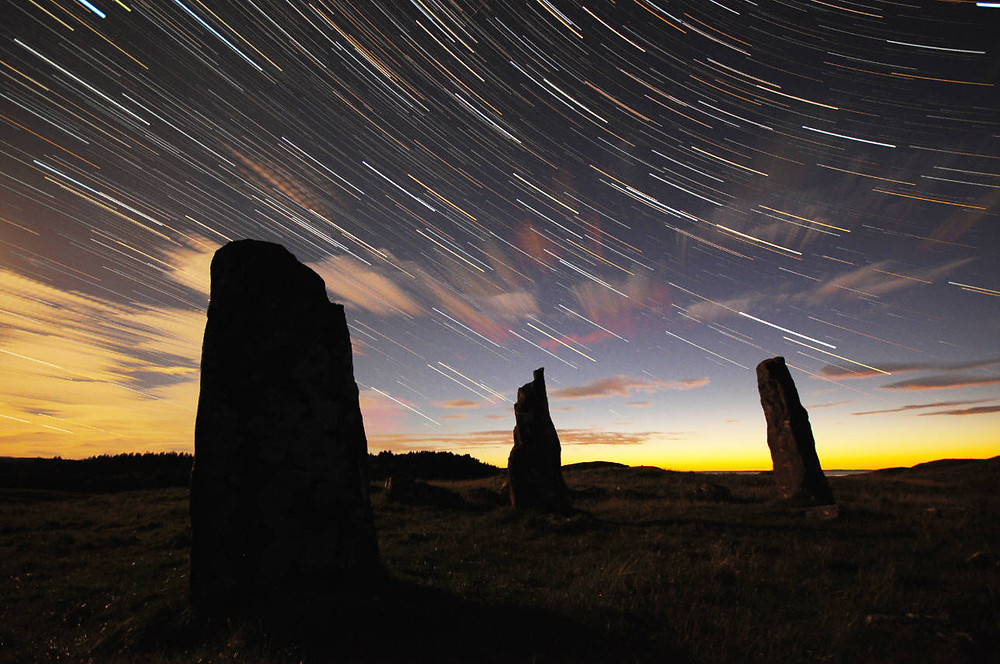 mull, stars, stargazing, winter, scotland,