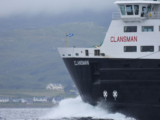 Working with Calmac...