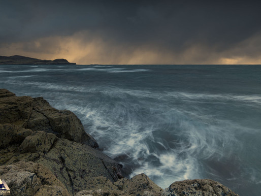 #Seascape Photography on Mull