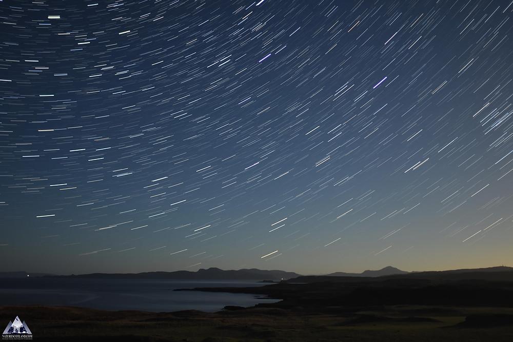 Stars, Stargazing, Mull, Isle of Mull, Ewan Miles,