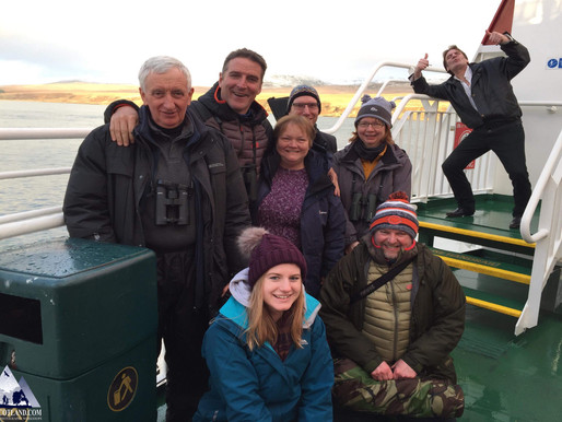 The Isle of Islay Wildlife Experience with Iolo Williams 2018