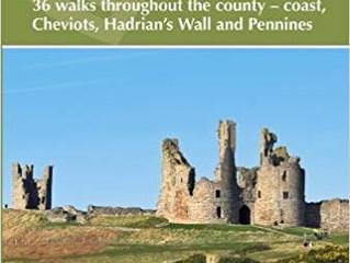 Walking in Northumberland by Vivienne Crow