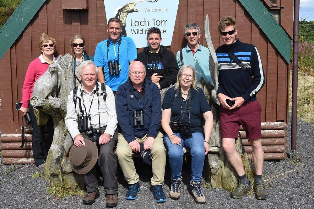 iolo williams, mull, isle of mull, wildlife, nature scotland,